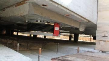 Isolamento sismico: nuova tipologia d'intervento a L'Aquila