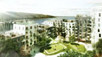 12.000 mq di sostenibilita': un progetto made in Danimarca