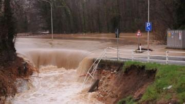 Il rischio idrogeologico riguarda l'85% dei comuni italiani