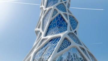 Bionic Tower: quando l'ingegneria imita la natura
