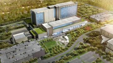 Project Financing per il primo e piu' grande ospedale automatizzato del Nord America