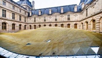 """Un """"velo"""" italiano per le arti islamiche del Louvre"""