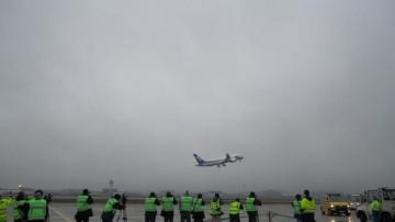 Il Boeing 787-8 arriva in Europa