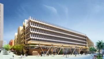 Uffici efficienti per il deserto