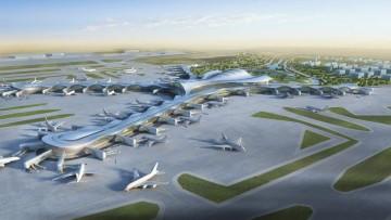 Midfield Terminal di Abu Dhabi: si' alla costruzione