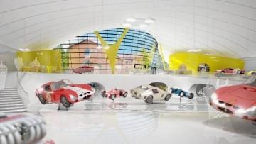 Il nuovo Museo Enzo Ferrari. Si avvicina l'inaugurazione