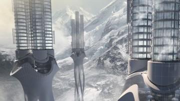 Dall'Asia i grattacieli del futuro