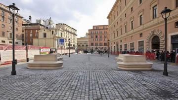 Paolo Portoghesi firma la riqualificazione di Piazza San Silvestro