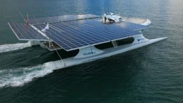 PlanetSolar, il catamarano solare sta per concludere il giro del mondo