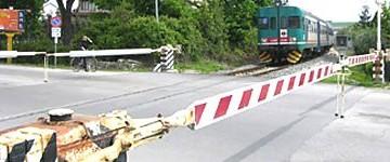 Passaggi a livello: altri 74 saranno chiusi durante il 2009