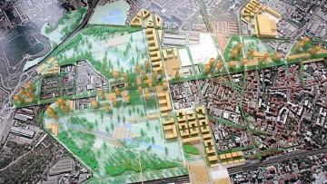 Il Politecnico di Milano e Renzo Piano ripensano l'area Falck