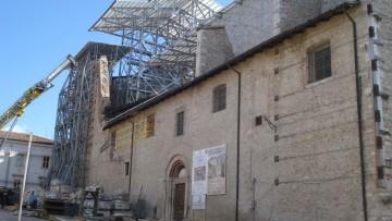 Ricostruzione dell'Aquila: ingegneri sul piede di guerra