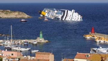 Costa Concordia: la rimozione del relitto inizia a maggio