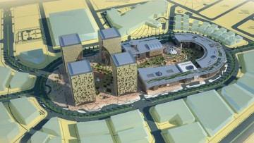 Torri energetiche ambientali multifunzionali per le smart city di domani
