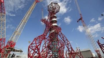 Inaugurata la torre di Anish Kapoor per Londra 2012