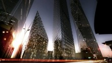 """The Blade"" sara' il grattacielo di Dominique Perrault per l'International Business District di Seoul"