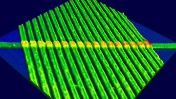 Il chip di silicio che rivoluzionera' le memorie