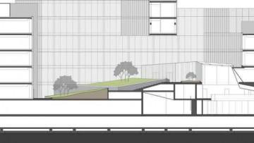 A Milanofiori, gli uffici progettati da Park Associati