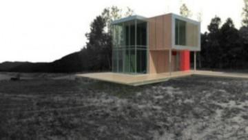 """La """"Casa panoramica"""" vincitrice di Eco luoghi 2011"""