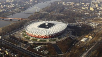 Gmp Architekten per gli Europei 2012: il Warsaw national stadium