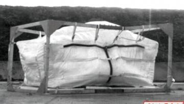 Per la sicurezza in aereo una sacca anti-bomba
