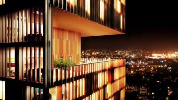 Manhattan Loft Gardens: il progetto londinese di Som Architects