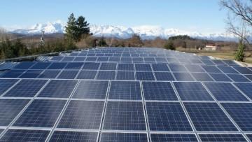 Fotovoltaico in Italia: nel 97% dei comuni e' presente un impianto solare