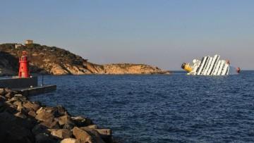 Costa Concordia: il piano di prevenzione ambientale