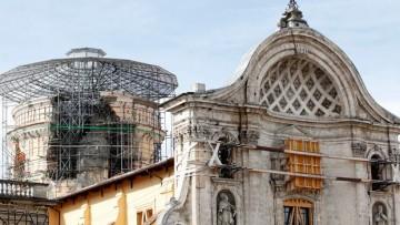 Verso il restauro di Santa Maria del Suffragio a L'Aquila