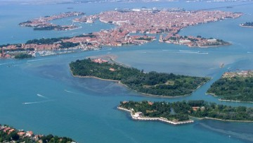 """Un futuro """"green"""" per Porto Marghera e Isola della Certosa"""