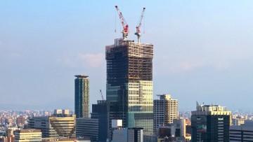 Abeno Harukas e' l'edificio piu' alto del Giappone