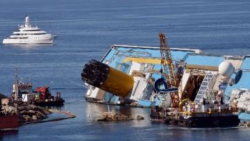 Costa Concordia: il punto sui lavori