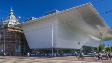 Lo Stedelijk Museum di Amsterdam cambia volto