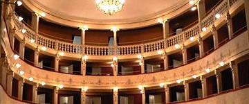 Riapre l'ottocentesco Teatro del Popolo di Castelfiorentino
