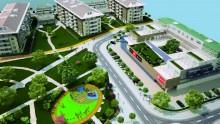 Ecocitta', da area industriale a quartiere eco-sostenibile