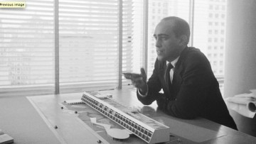 E' morto Oscar Niemeyer, il