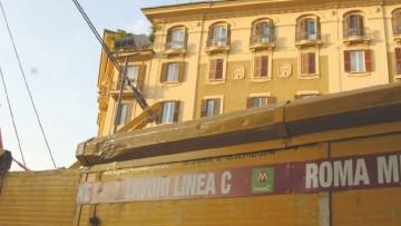 Infrastrutture: dal Cipe 81 milioni per la metro C di Roma