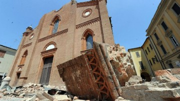 Analisi e rilievi post sisma? Ci pensa un robot