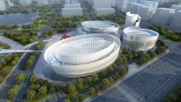 Fuksas firma il centro culturale di Chengdu