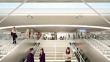 Roma Termini: nuovo look e maggiori servizi per la stazione piu' grande d'Italia