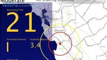 Terremoti: la California pronta a un innovativo sistema di 'allarme'