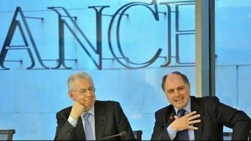 Elezioni 2013: Monti incontra il mondo dell'edilizia