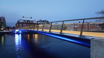 Da Erik Andersson il ponte 'termico' contro la neve