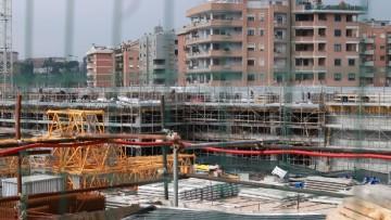 Per le costruzioni e' crisi profonda: -81.309 occupati e -61.844 imprese