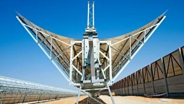 Ad Abu Dhabi il piu' grande impianto solare del mondo