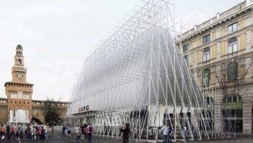 Expo 2015, Alessandro Scandurra progetta l'infopoint