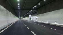 Il tunnel di Monza al debutto