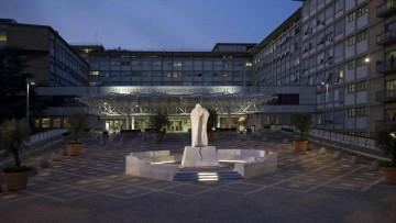 Il Policlinico Gemelli vuole diventare l'ospedale piu' 'verde' d'Italia