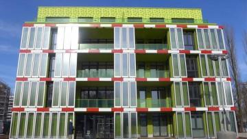 Arup testa le microalghe per alimentare gli edifici