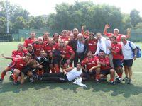 La Squadra dell' Ordine di Salerno  vince il 19° Campionato Nazionale di Calcio